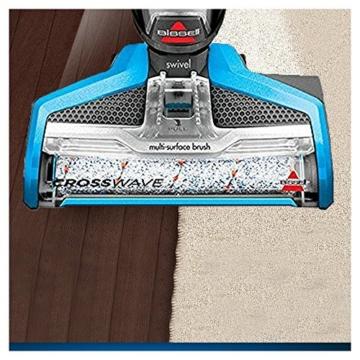 BISSELL 17132 Crosswave 3-in-1 Nass- & Trockensauger (für Hartböden und Teppiche) (560 W - 0.82 L) - 13