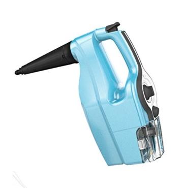 Dirt Devil DD302-0 AquaClean Dampfmopp und Handdampfreiniger (multifunktionsdampfreiniger, abnehmbarer, 10 verschiedene aufsätze, Steamboost) weiß / blau - 3